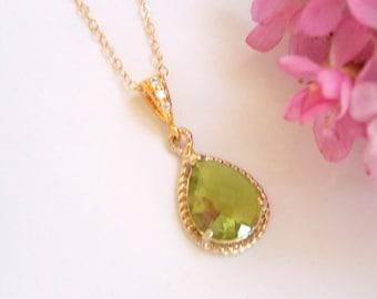 Apple green jewelry Etsy