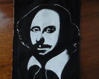 William Shakespeare Patch