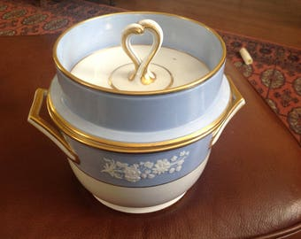 Antique English Early Spode Fruit Cooler c1820 Marked Spode 2036 Excellent Condition.