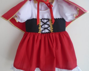 Little Red Riding Hood costume for kids
