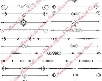 Calligraphic Border, Calligraphic Vector, Calligraphic Svg, Calligraphic Border, Calligraphic Borders Frames, Borders Svg, Borders Svg Cut