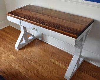 Farmhouse Desk / Vanity