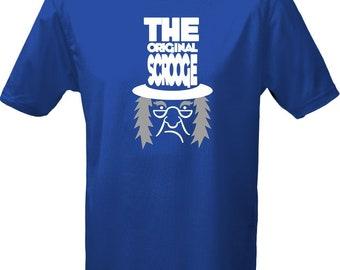 The Original Scrooge Christmas Xmas Mens T-Shirt 10 Colours (S-3XL) by swagwear