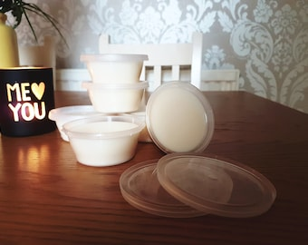 Cocoa butter Soy wax melts