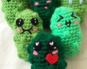 I Got Two Pickles! - Crochet Pattern