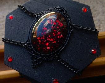 Blood Dragon Gothic Mini Box Chest