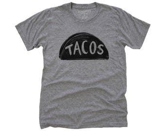 TACO Tuesday T Shirt -  gifts from daughter funny t-shirt tacos hipster boyfriend husband dad tshirt foodie gift men summer t shirt taco tee