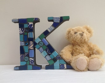Small Mosaic Letter