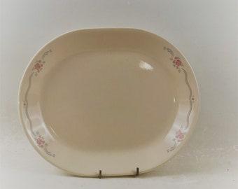 Corelle English Breakfast Oval Serving Platter