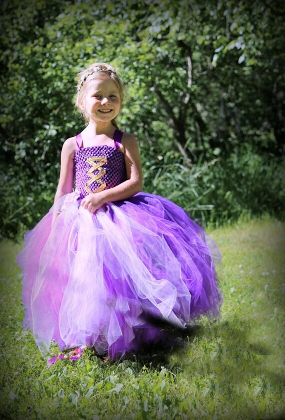 Purple Tulle Costumes
