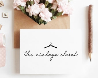 Premade Logo   Fashion Logo   Clothes Hanger Logo   Calligraphy Script Logo   Minimal Logo   Photography Logo   Boutique Logo   Blog Logo
