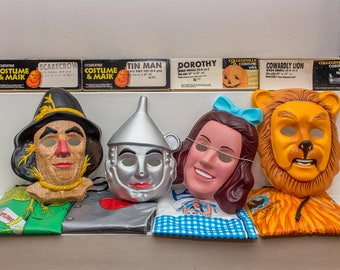 1989 Wizard of Oz Halloween Costumes - 50th Anniversary MIB