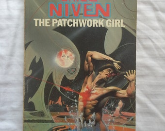 The Patchwork Girl by Larry Niven 1980s sci-fi