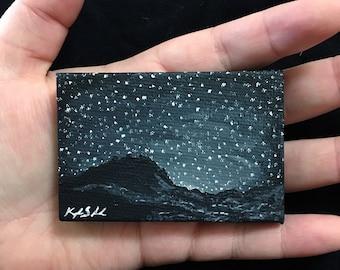 Night Sky Mini Landscape