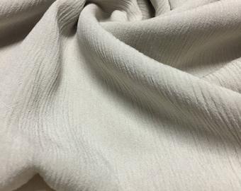 Crinkle  Rayon Fabric  (Sale)
