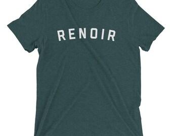 PIERRE-AUGUSTE RENOIR Shirt, Renoir Shirt, Pierre-Auguste Renoir, Auguste Renoir, Renoir, Pierre Renoir, Vintage Renoir, Renoir Prints