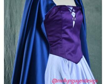 Vanessa Costume from Little Mermaid - Disney costume adult
