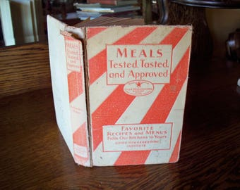 Meals Tested, Tasted, and Approved by Good Housekeeping Institute