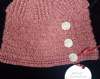 Triangle-Topped Hat