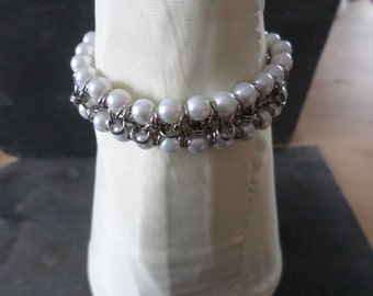 Bracelet chain maille