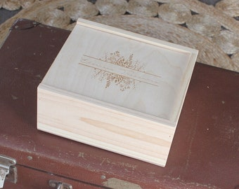Treasure Keepsake Box