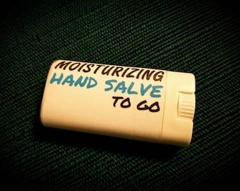 Moisturizing Hand Salve To Go - Lavender