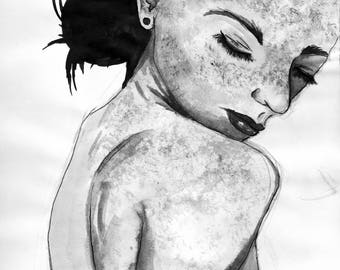 Freckled - Impression 13x18 cm