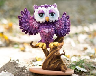 Needle felted owl felt owl owl decor Owl decorative owls decor owls owl gifts owl figurine gift for mom owl ornament owl toy gift ideas