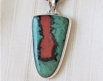 Sonora Sunset/Sterling Silver Pendant