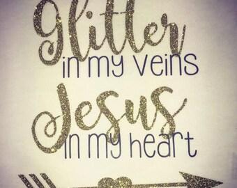 Glitter and Jesus