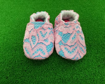 Artic Color Baby Shoe Toddler Booties Newborn Slippers Soft Soled Crib Shoes