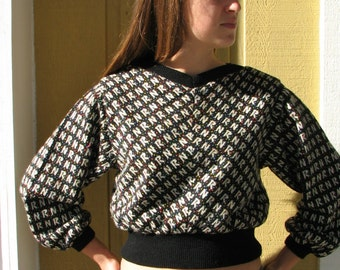 Vintage Roe Sweater - Size S sweater