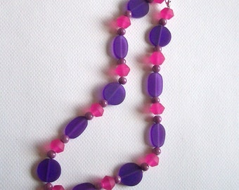 Vibrant Spring Fling necklace