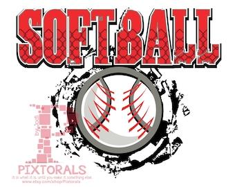 softball players vector png jpg high res and eps pdf rh etsy com softball logo design online free softball logo design software