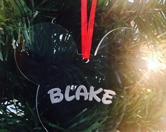 ORIGINAL CREATOR Disney Christmas Ornament, Disney Wedding Ornament, Mickey Christmas Ornament, Children's Christmas ornament