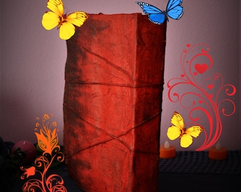 The Red Witch Big Book Of Shadows