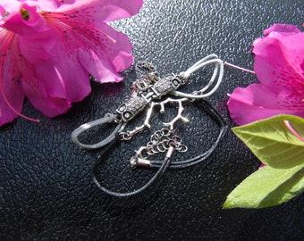 Owl & Branch Bracelet Set