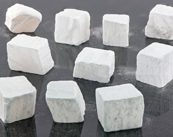 Selenite Cube - Stone of Support and Guidance