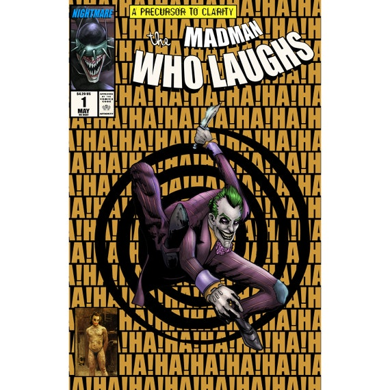 Madman Who Laughs