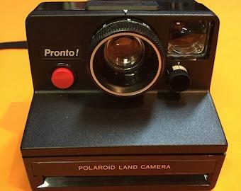 Vintage Polaroid Pronto! Land Camera  SX-70