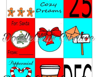 Bright and Cheery Digital Cards collection