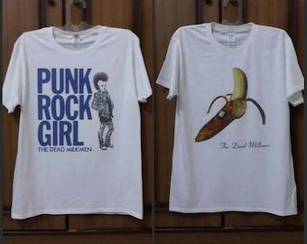The Dead Milkmen - Punk Rock Girl & Smokin Banana Peel