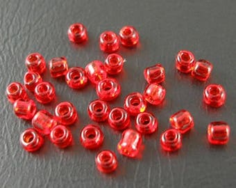 Red Rock 10gr ♥ transparent 2mm♥