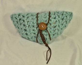 Crochet Tarot Pouch