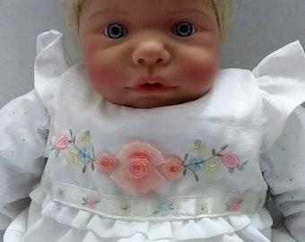 Blue Eyed Gotz 18 inch Baby Doll Germany