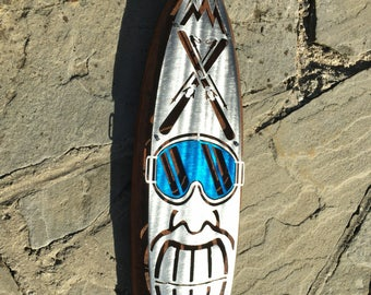"18"" Northern Tiki Ski (limited run)"