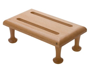 Wooden Stand for Holding Mini Jewelry Making Metal Forming Stake Holder - STK-230.00