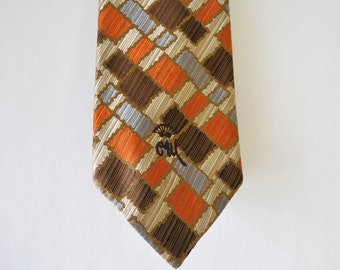 vintage Countess Mara necktie