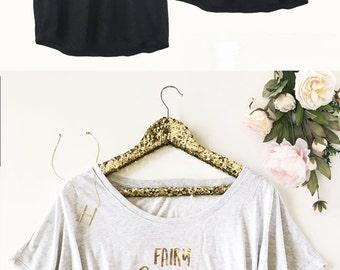 Godmother Gift - Fairy Godmother Shirt - Baptism Gifts for Godparents - Fairy Godmother Gift - Christening Gifts (EB3202CT)