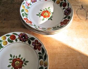 Vintage China, Vintage Dinnerware, Antique Bowls, Antique China Dishes, Old China, Vintage Bowls, Knowles Taylor Knowles, Antique China Sets